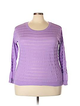 Lane Bryant Pullover Sweater Size 18/20 Plus (Plus)