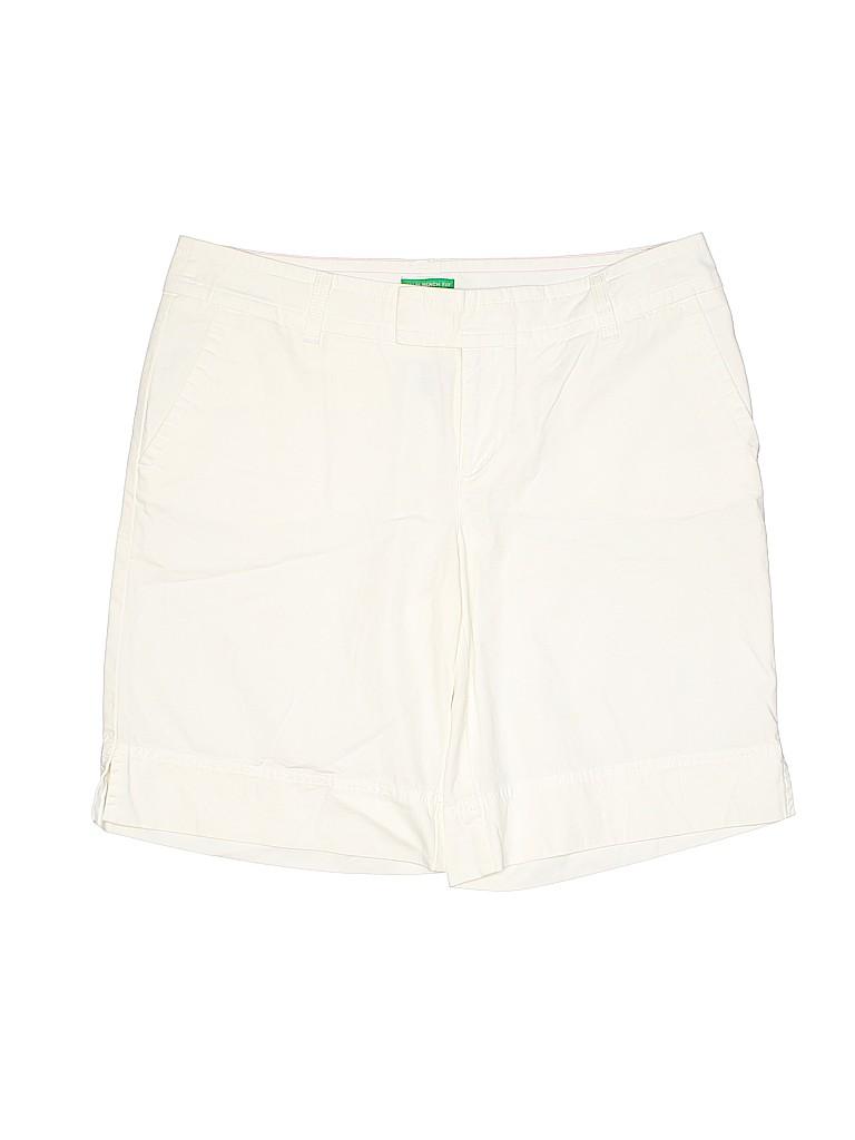 Lilly Pulitzer Women Khaki Shorts Size 8
