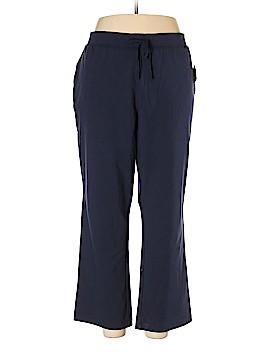 Karen Scott Sweatpants Size 1X (Plus)