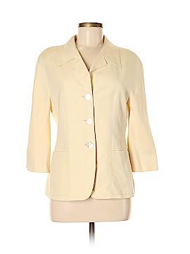 Max Mara Silk Blazer Size 8