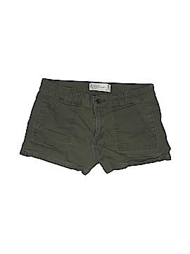 Abercrombie & Fitch Khaki Shorts Size 0
