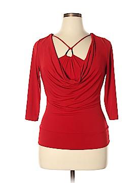 Iz Byer 3/4 Sleeve Top Size XL