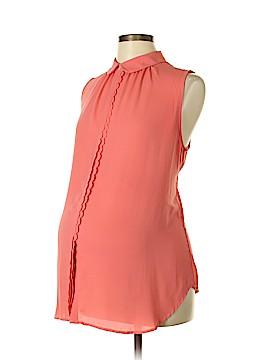 Ann Taylor LOFT Sleeveless Blouse Size XL (Maternity)
