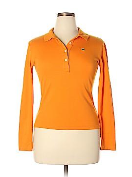 Lacoste Long Sleeve Polo Size 46 (EU)