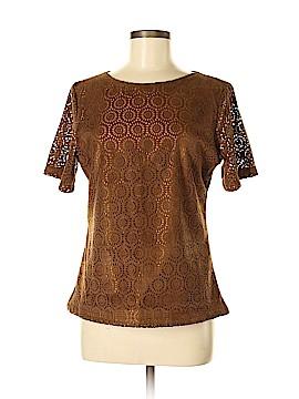 Donna Salyers' Fabulous Furs Short Sleeve Top Size S