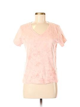 St. John's Bay Short Sleeve Top Size M