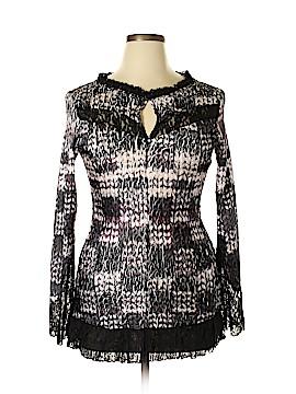 Lindi Long Sleeve Blouse Size XL