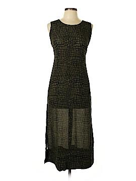 Amanda Smith Casual Dress Size L (Petite)