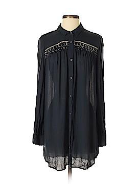 Floreat Long Sleeve Blouse Size S