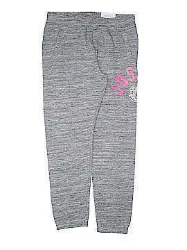 Justice Sweatpants Size 14 (Plus)