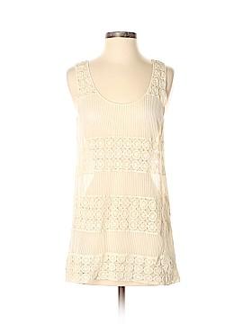 Hem & Thread Sleeveless Blouse Size Sm/Md