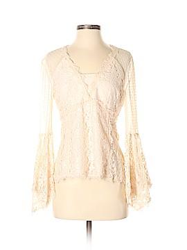 Nanette Lepore Long Sleeve Blouse Size 4