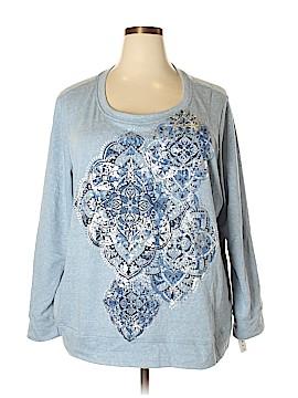 Style&Co Sweatshirt Size 2X (Plus)