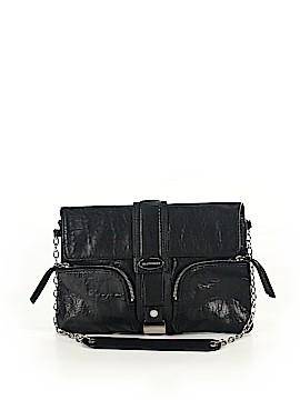 Jill Stuart Leather Shoulder Bag One Size