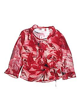 Emma James 3/4 Sleeve Blouse Size 8 (Petite)