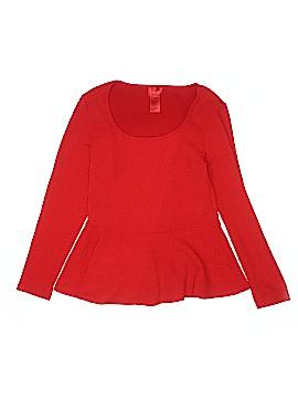 V Cristina Long Sleeve Blouse Size S