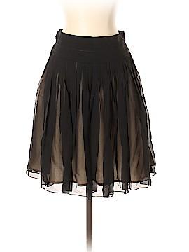 Banana Republic Silk Skirt Size 00 (Petite)