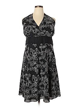 Studio 1940 Casual Dress Size 18W (Plus)