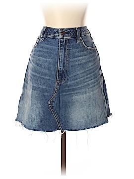 Abercrombie & Fitch Denim Skirt 29 Waist