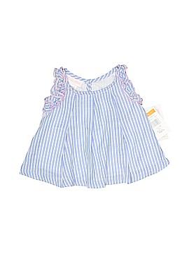 Bonnie Baby Short Sleeve Blouse Size 0-3 mo