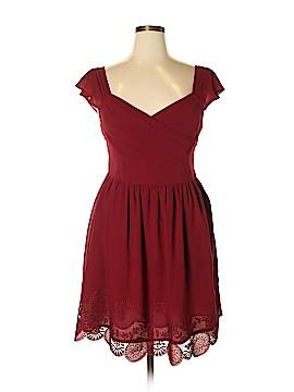 Soieblu Casual Dress Size XL
