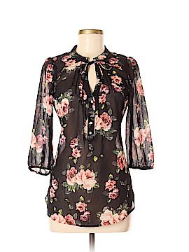 Princess Vera Wang 3/4 Sleeve Blouse Size M