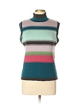 Missoni Wool Pullover Sweater Size 48 (IT)
