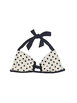 Betsey Johnson Swimsuit Top Size M