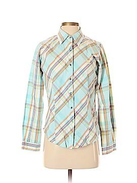 Twenty X Long Sleeve Button-Down Shirt Size S