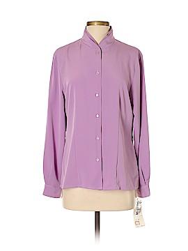 Pendleton Long Sleeve Blouse Size 8