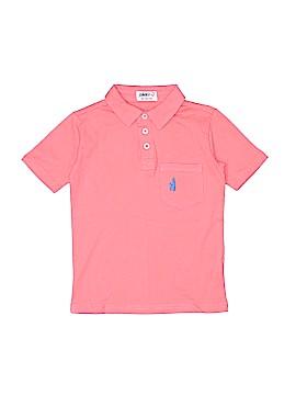 Johnnie-O Short Sleeve Polo Size 4