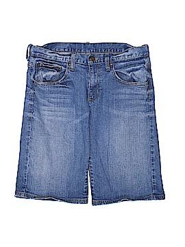 Garnet Hill Denim Shorts Size 8
