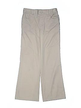 French Toast Khakis Size 8
