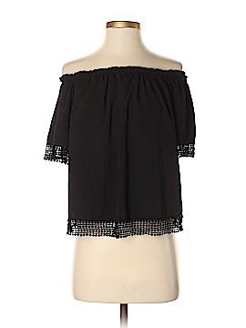 Abbeline Short Sleeve Blouse Size XS