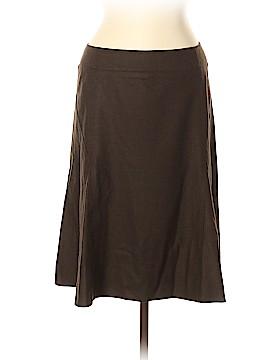 Armani Collezioni Wool Skirt Size 10