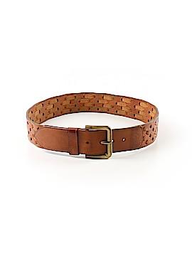Dolce & Gabbana Leather Belt Size S