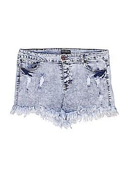 Forever 21 Denim Shorts Size 18 (Plus)