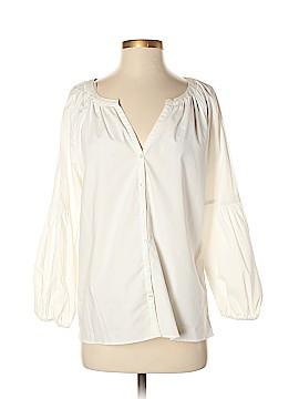 Cupio Long Sleeve Button-Down Shirt Size S