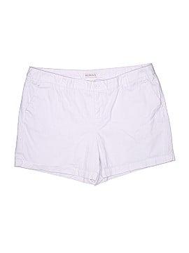Merona Khaki Shorts Size 16