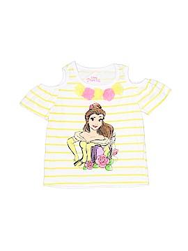 Disney Princess Short Sleeve Top Size 5T