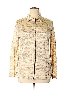 Missoni Long Sleeve Button-Down Shirt Size 48 (EU)