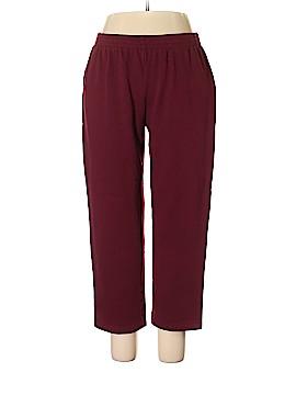 Karen Scott Sweatpants Size L