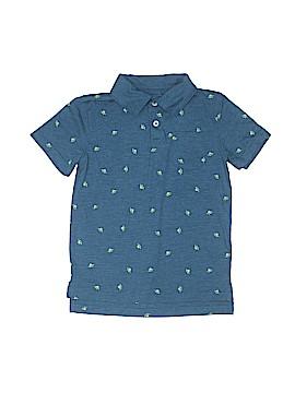 Cat & Jack Short Sleeve Polo Size 4-5