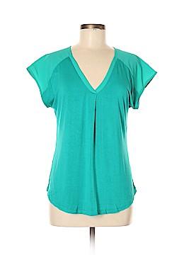 Adrienne Vittadini Short Sleeve Top Size M