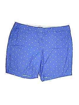 Lands' End Khaki Shorts Size 22W (Plus)