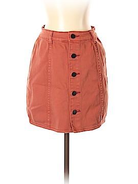 Billabong Denim Skirt 25 Waist