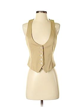 New York & Company Tuxedo Vest Size 2
