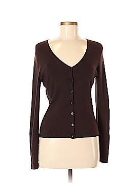 Kenneth Cole New York Silk Cardigan Size M