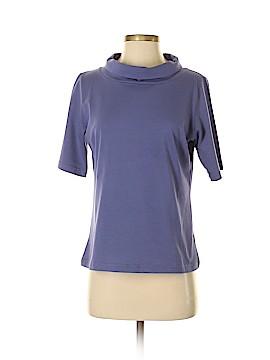 Agnes B. Short Sleeve Blouse Size Sm (2)