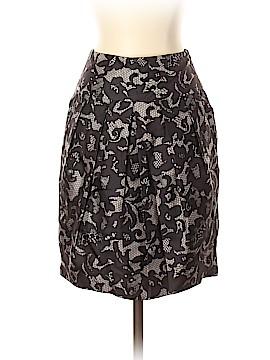 Banana Republic Silk Skirt Size 0 (Petite)